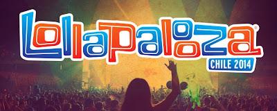 Lollapalooza Chile 2014 [imágenes minuto a minuto]