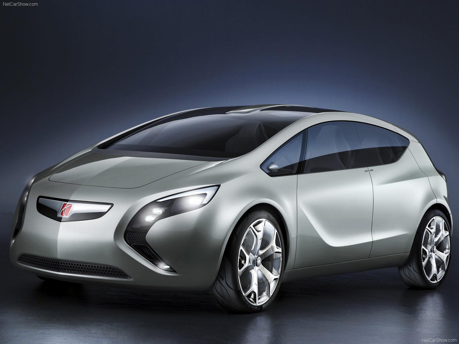 Hình ảnh xe ô tô Saturn Flextreme Concept 2008 & nội ngoại thất