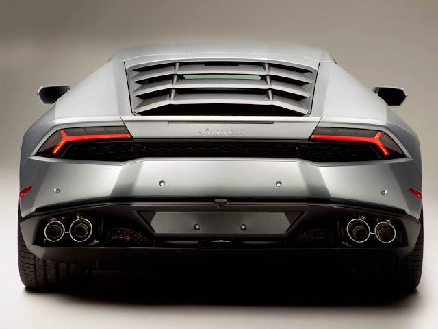 Lamborghini Huracán rear wheel drive