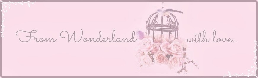 From Wonderland with love