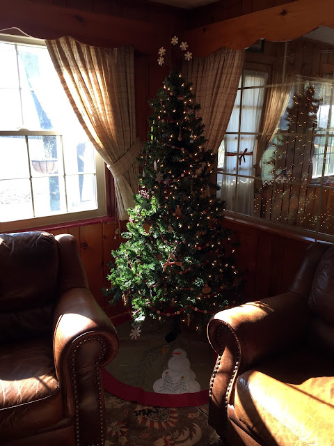 Our Christmas Tree is Up... Already!