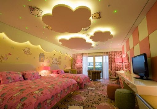 nursery ceiling ideas