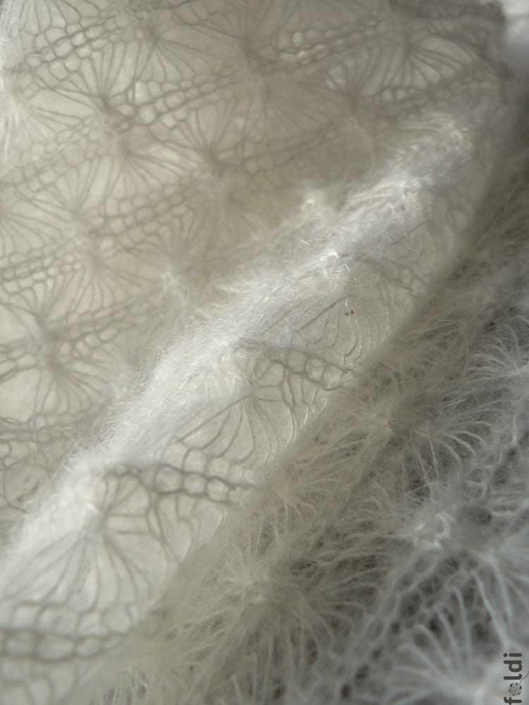 Snowflake Lace Knitting Pattern : foldi: Snowflakes lace