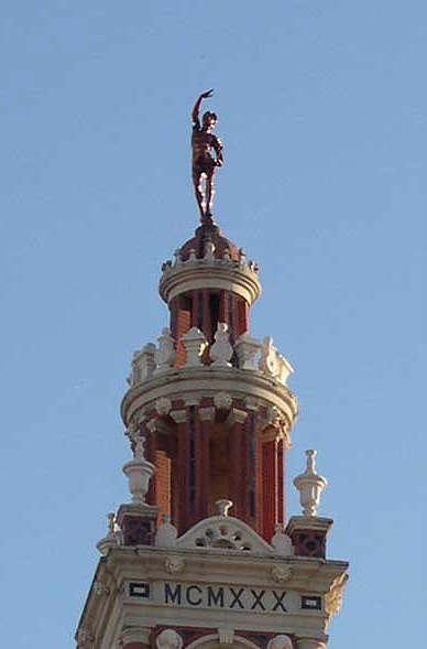Hermes en Badajoz