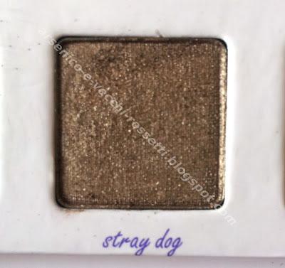 Urban Decay Stray Dog ombretto vintage