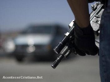 Iglesias cristianas sufren ataques del crimen organizado en México