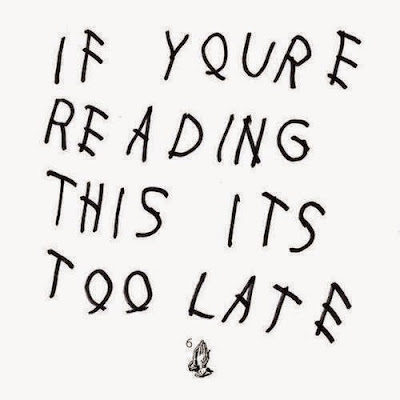 Drake's 'If You're Reading This It's Too Late' Goes Platinum