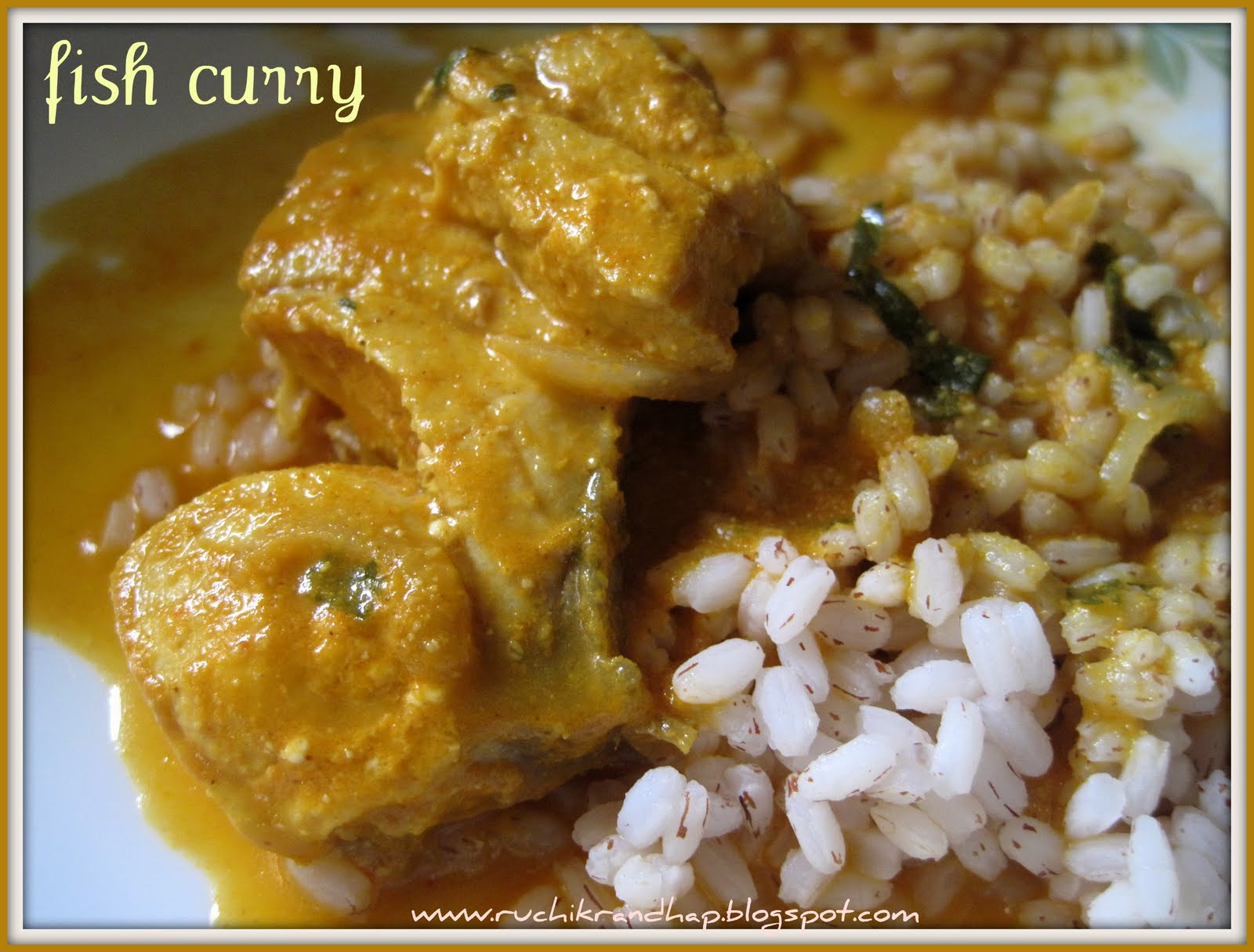 recipe: king fish curry mangalorean style [37]