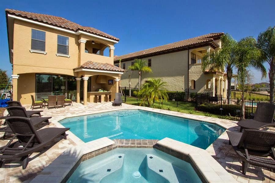Casa para alugar em Orlando | Dez pessoas