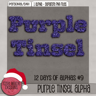 12 Days of Alphas - Freebie #9