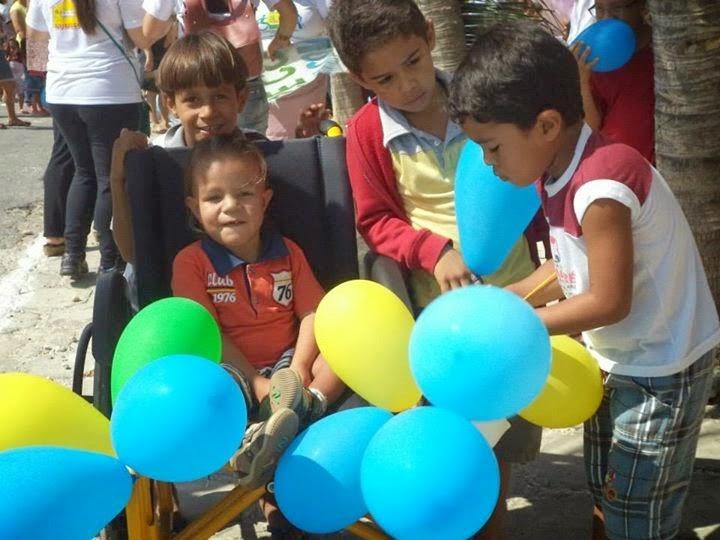 O CENTRO DE EDUCAÇÃO INFANTIL OLINDINA DA CÂMARA OLEGÁRIO É EXEMPLO DE COMPROMISSO COM AS CRIANÇAS
