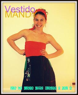VESTIDO MANDY