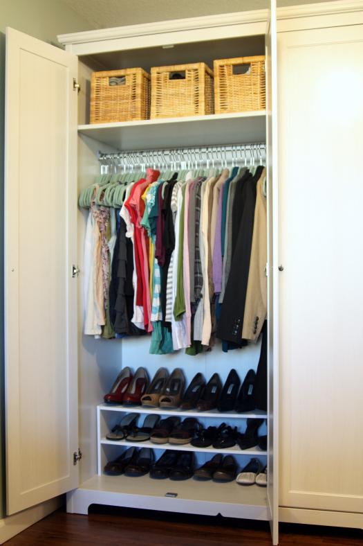 Entre barrancos decoraci n organizaci n de armarios 2 - Organizacion armarios ...