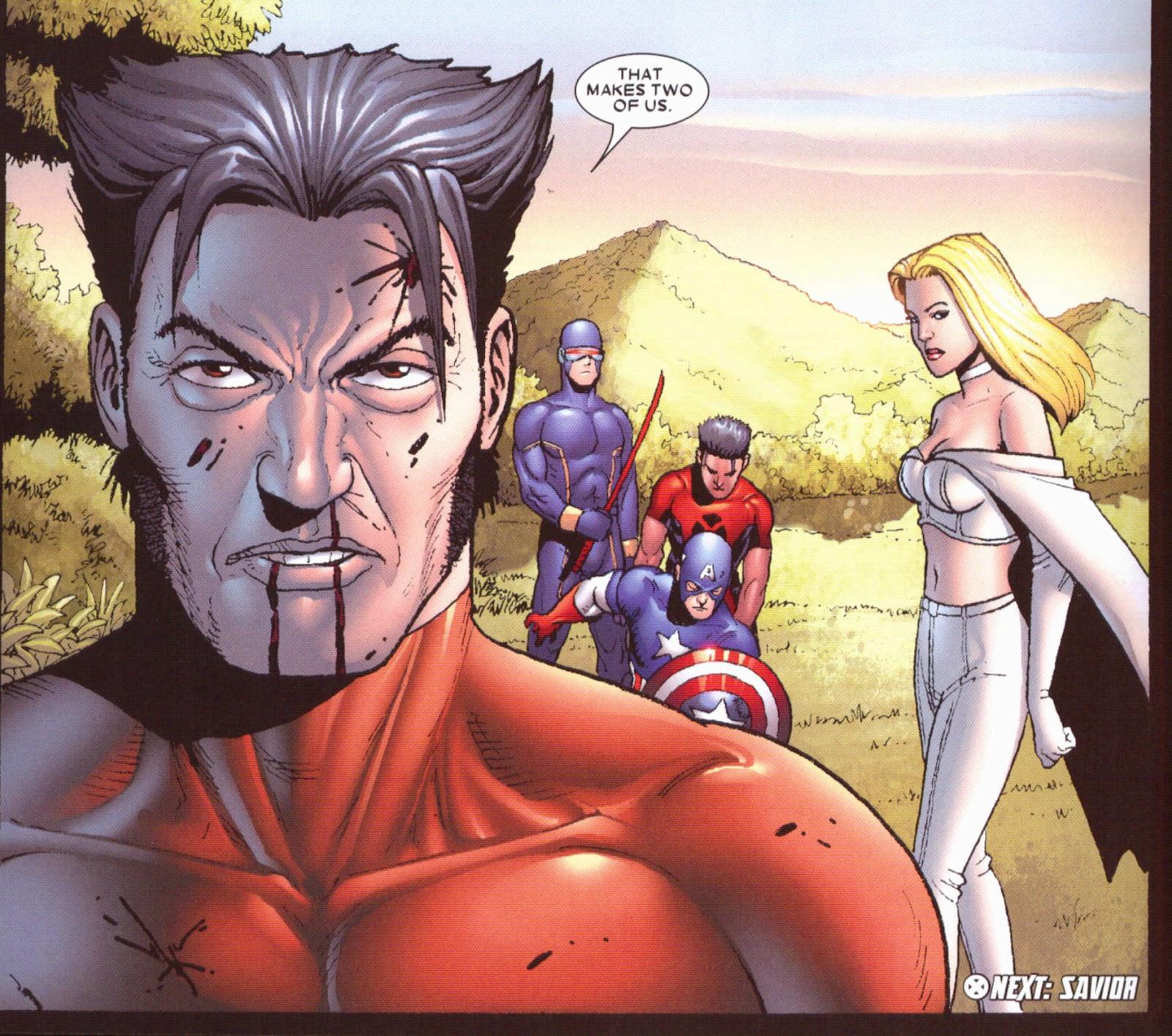 Steve Dillon Wolverine