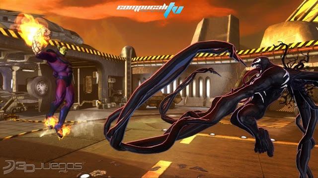Los Vengadores Batalla por la Tierra Xbox 360 Español Región Free