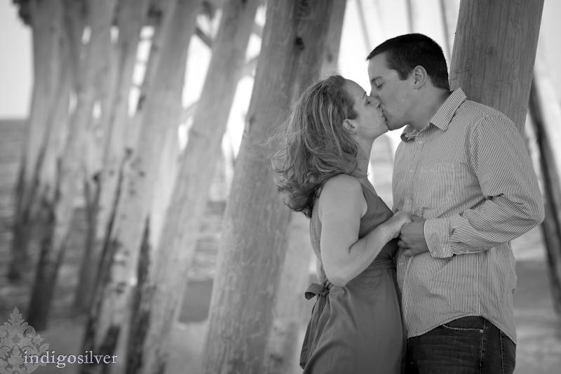 cathy and josh, part ii | masonboro island engagement pictures