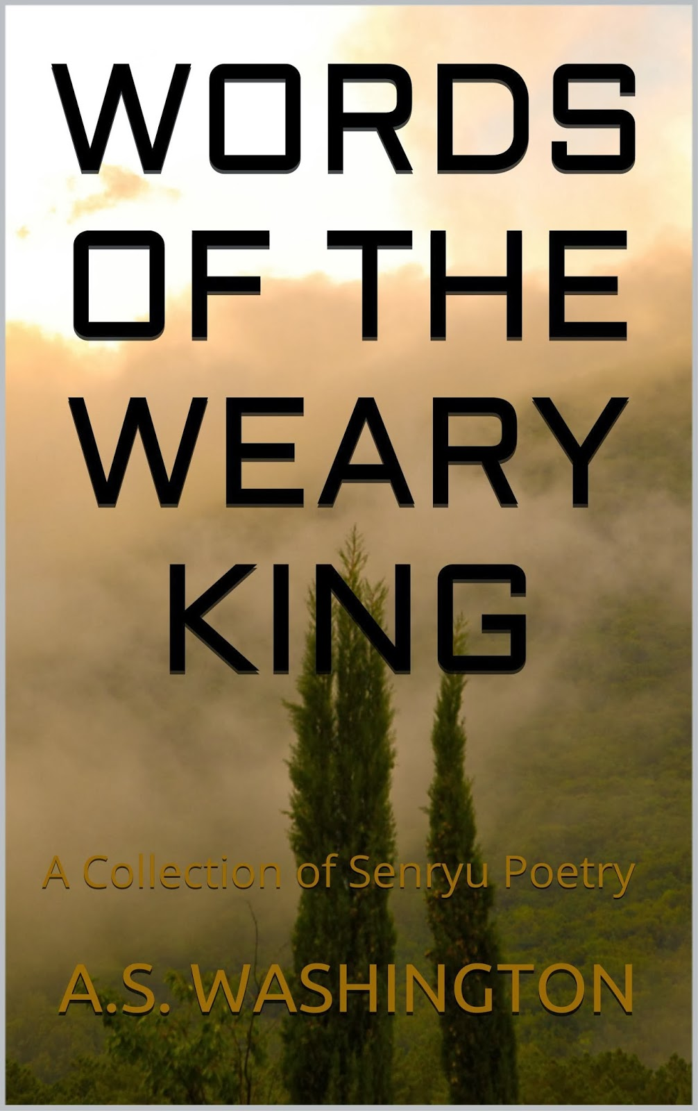 http://www.amazon.com/Words-Weary-King-A-S-Washington-ebook/dp/B00G6O5U7M/ref=sr_1_1?ie=UTF8&qid=1401366823&sr=8-1&keywords=Words+of+the+Weary+King