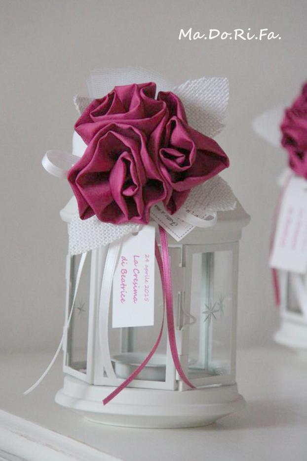 ma do ri fa lanterne in rosa fucsia. Black Bedroom Furniture Sets. Home Design Ideas