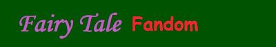 Fairy Tale Fandom