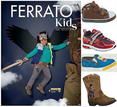 Andrea Ferrato Kids 2015 Otoño Invierno