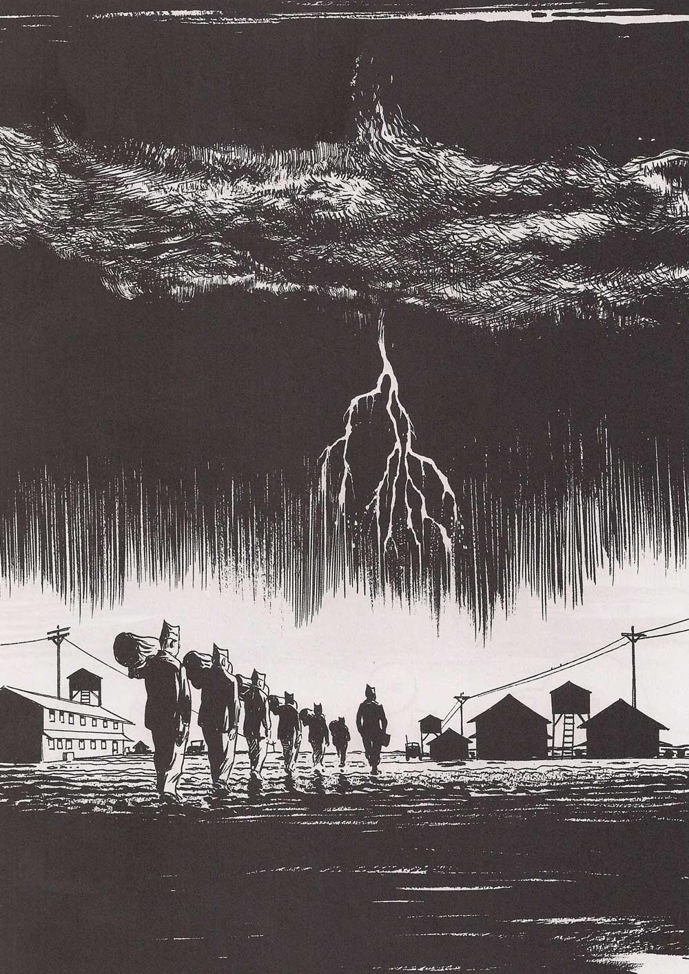 300: Will Eisner – Verso la Tempesta