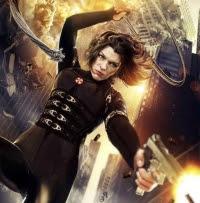 Resident Evil 6 Movie