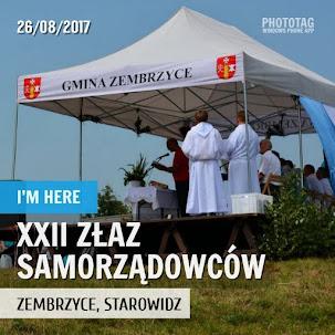 XXII Babiogórski Złaz Samorządowców - Zembrzyce, 26.08.2017