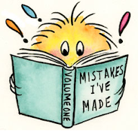 Mistakes I've Made Book Cover