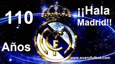 ¡Feliz Cumpleaños Real Madrid! 110 años de Leyenda