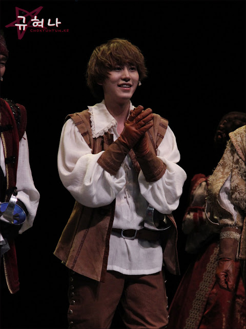Kyuhyun The Three Musketeer 11