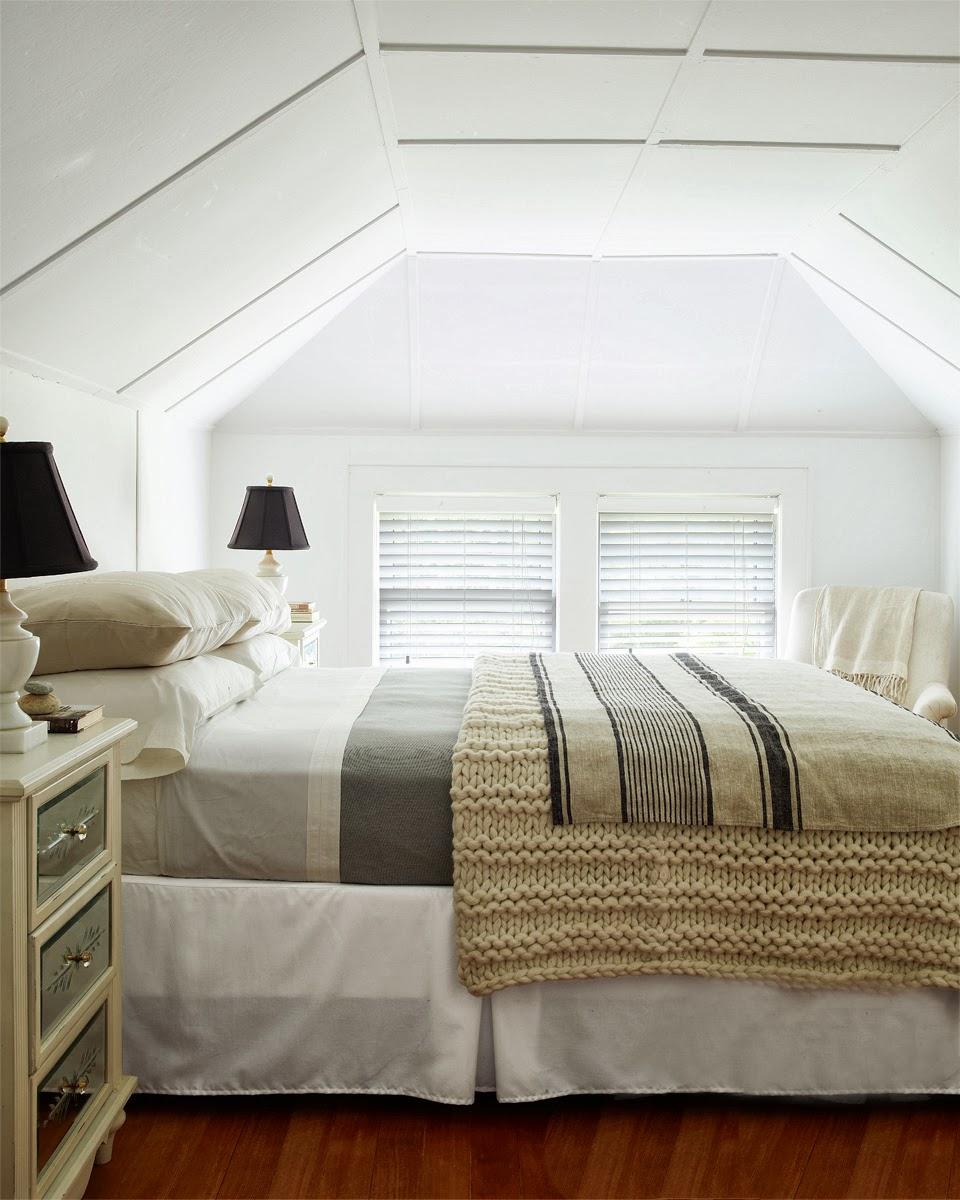 Guest Room Malcolm Carfraeu0027s Hamptons Cottage