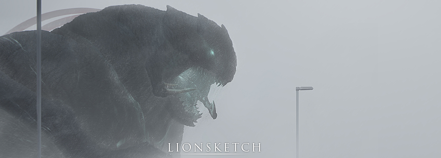 Lionsketch Sketchbook