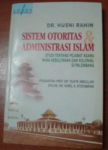 Sistem Otoritas dan Administrasi Islam