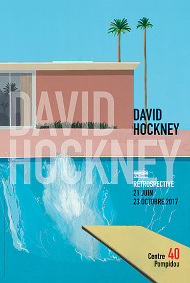 David Hockney rétrospective