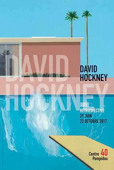 David Hockney rétrospective