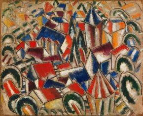 Fernand Léger - Le Village, 1914
