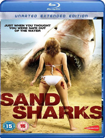Sand Sharks 2011 Hindi BluRay Download