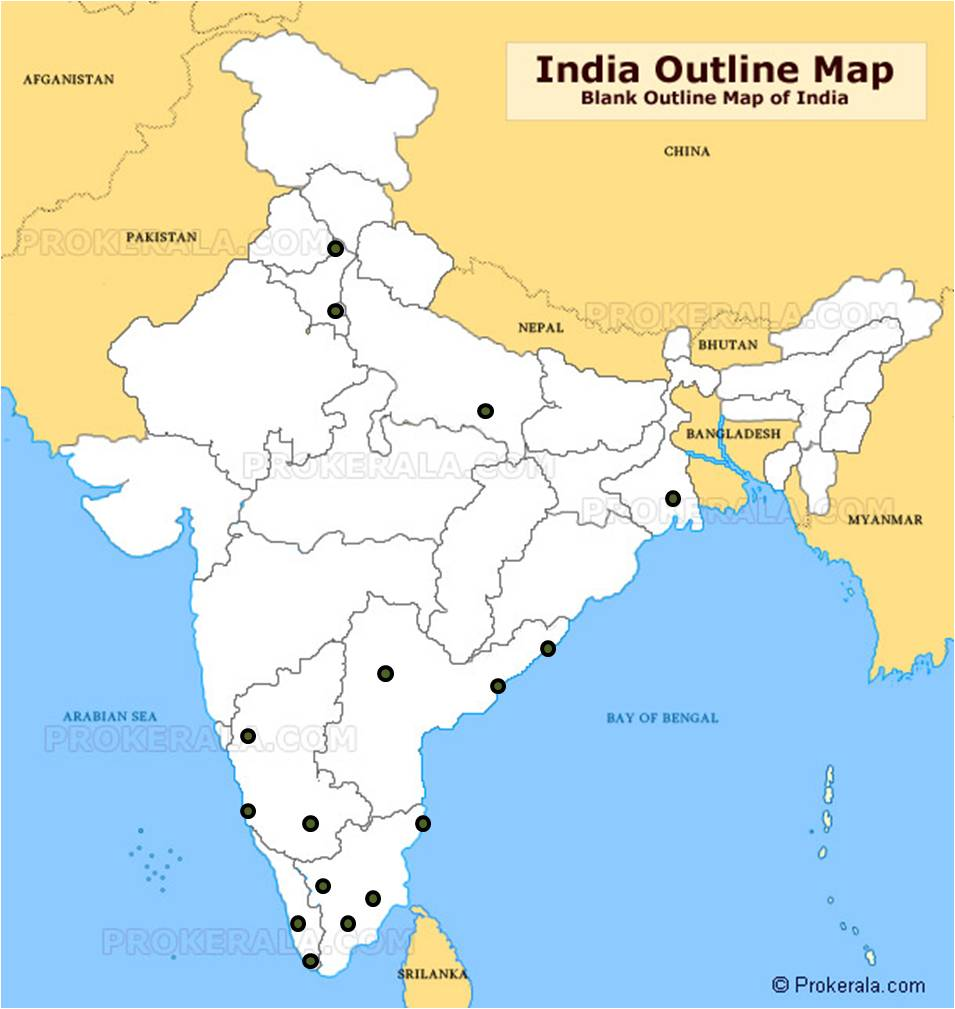 an overview of the country of india