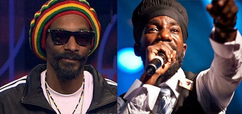 Grammy Nominated Sizzla and Snoop Lion