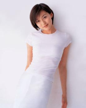 Japanese Beautiful Actress Honjo Manami