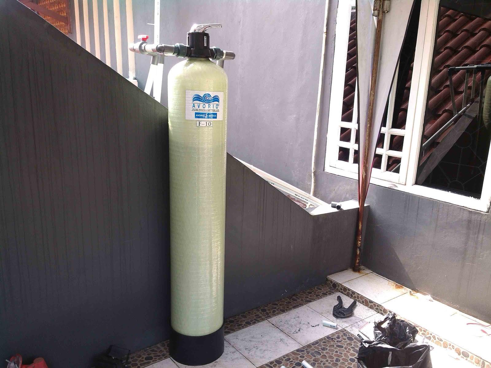 jual filter air fiber murah, garansi, halal, dan berkualitas. harga ekonomis, kualitas ok