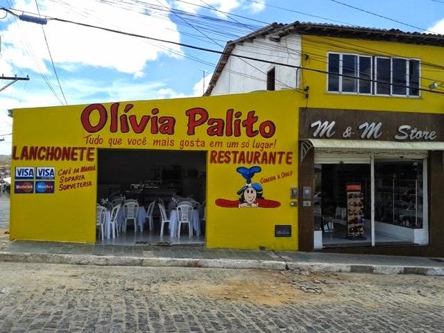 Olívia Palito - Restaurante e lanchonete