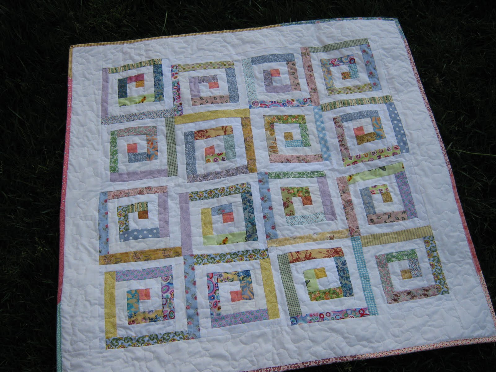My Patchwork Life Baby Quilt Ideas