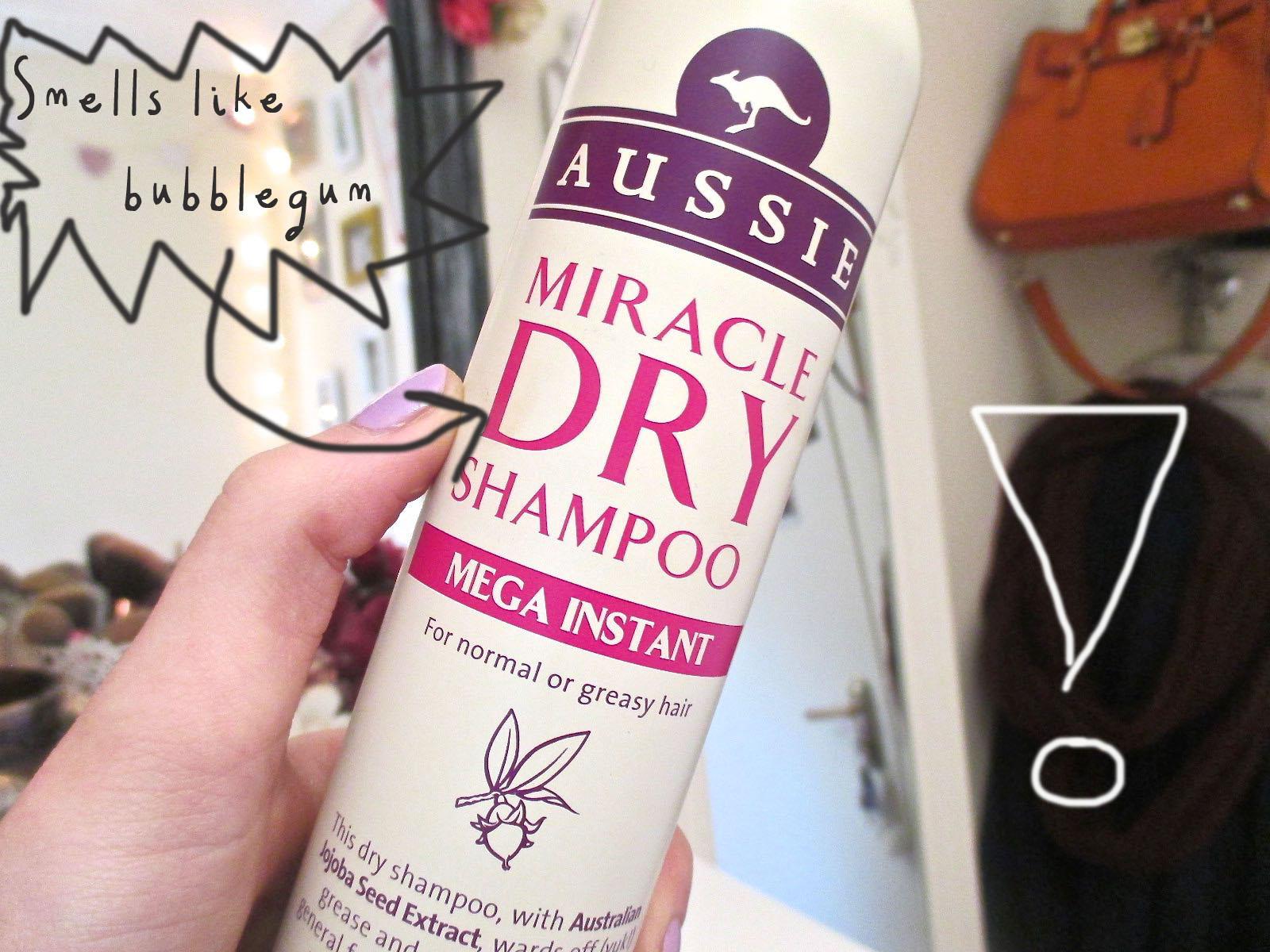 good dry shampoo