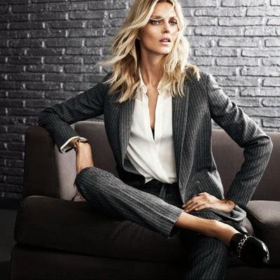 Massimo Dutti edición limitada chaqueta pantalón otoño invierno 2014 2015