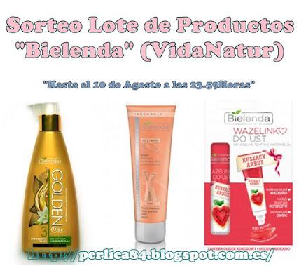 """Sorteo Productos """"Bielenda"""" (VidaNatur)"""