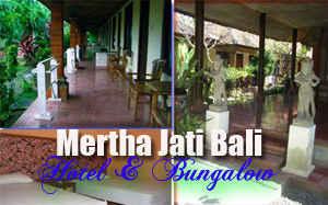 Hotel Mertha Jati Bali