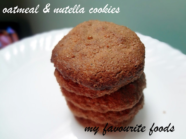 oatmeal-and-nutella-cookies