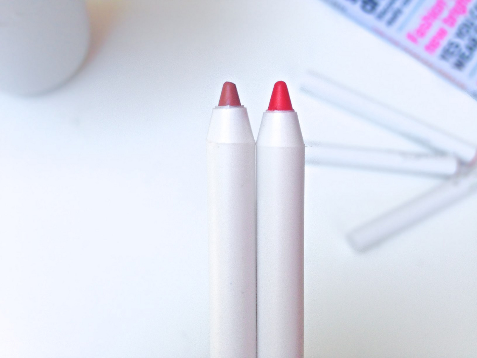 Colourpop Lippie Stix/Pencils Swatches + Review