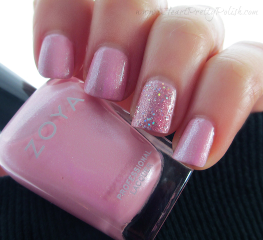 Zoya GieGie OPI Teenage Dream
